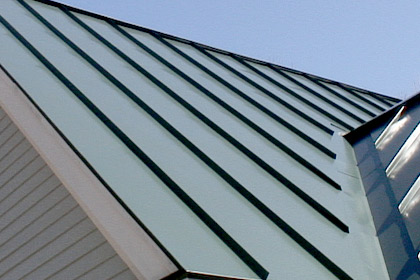 Standing Seam Roofing